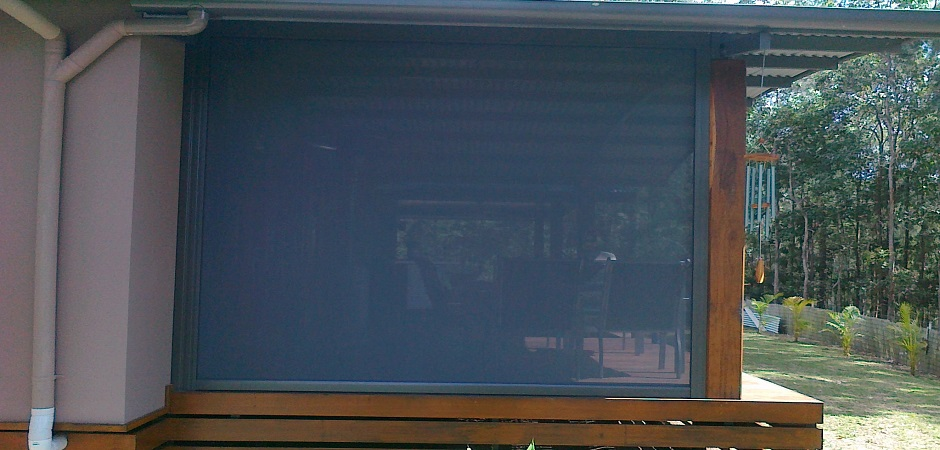 Outdoor Blinds in the Brisbane Area