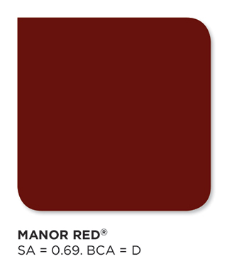 Manor Red