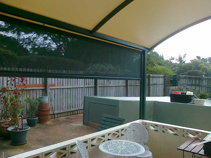 Outdoor blinds brisbane serious about shade outdoor blinds solutioingenieria Gallery