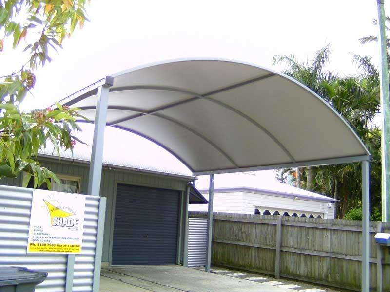 Waterproof Shade Structures Serious About Shade