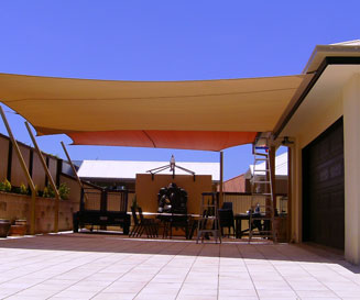 About for Shade sail cost
